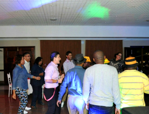 GMI Year End Function - December 2017